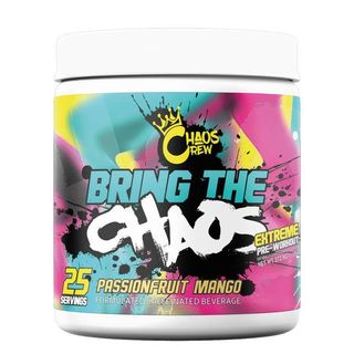 Bester Booster 2020 Chaos Crew Bring the Chaos