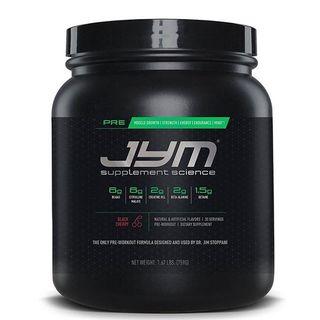 Bester Booster 2020 JYM Supplement Science Pre Jym